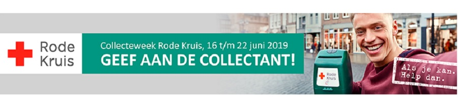 Collecteweek Rode Kruis